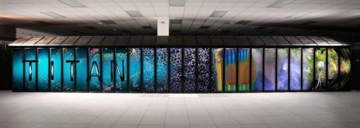 Titan - Cray XK7