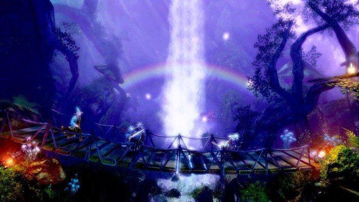 Trine Enchanted Edition - wodospad