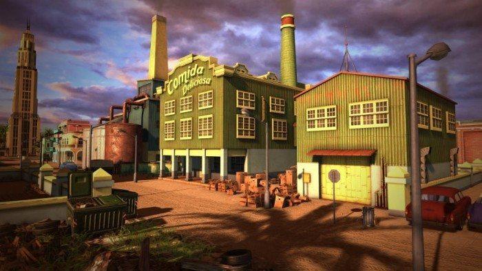 Tropico 5 - fabryki