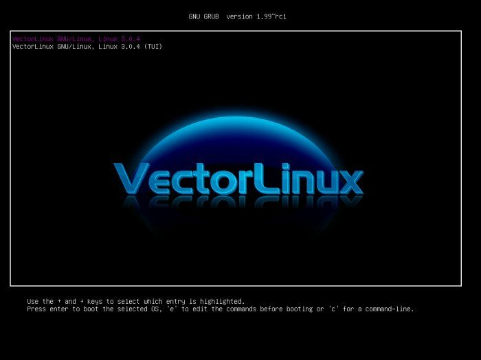 VectorLinux 7.0