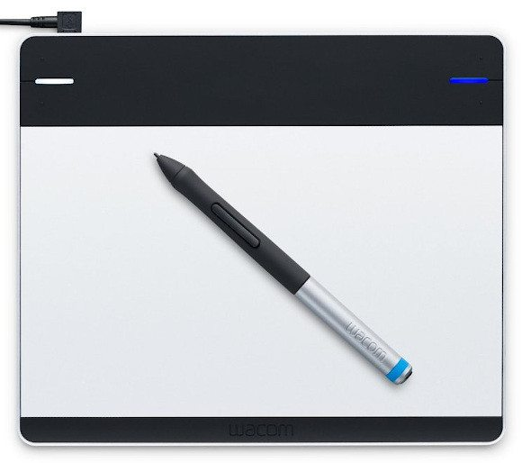 Wacom Intuos Pen & Touch Medium (CTH680)