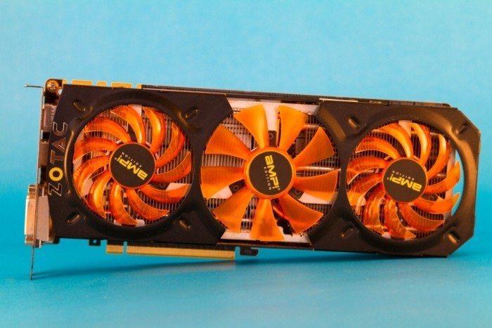 ZOTAC GeForce GTX 780Ti AMP! Edition - chłodzenie