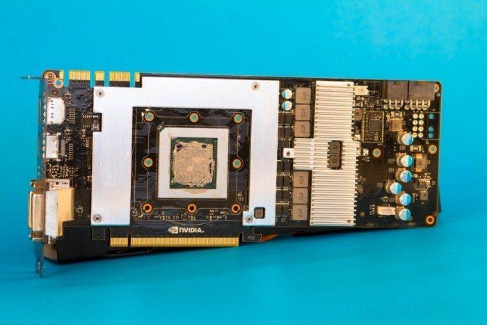 ZOTAC GeForce GTX 780Ti AMP! Edition - rdzeń Maxwell