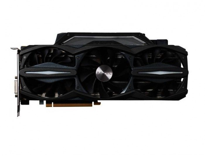 ZOTAC GeForce GTX 970 AMP! Extreme Edition - chłodzenie