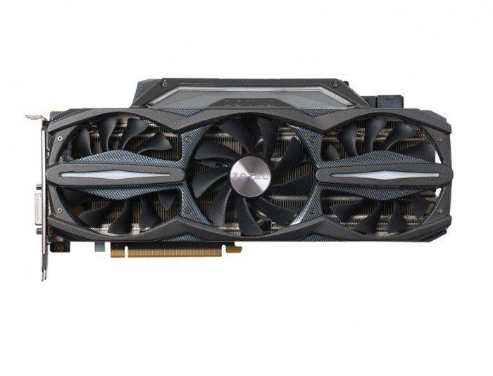 ZOTAC GeForce GTX 980 AMP! Extreme Edition - chłodzenie