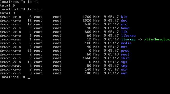Alpine Linux 2.1.5