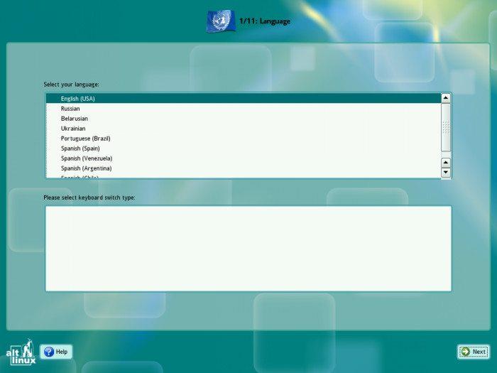 ALT Linux 6.0.0