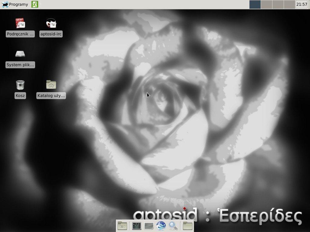aptosid 2013-01 Xfce - aptosid installer