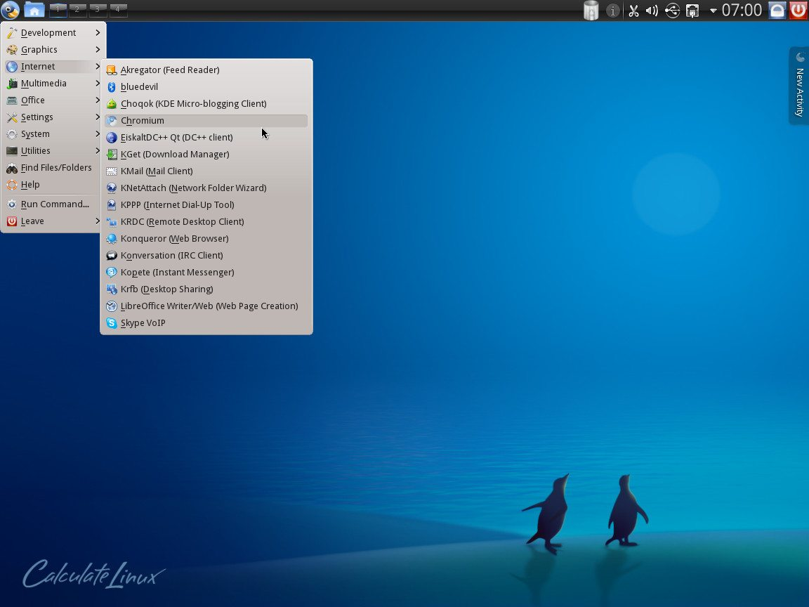 Calculate Linux 11.3