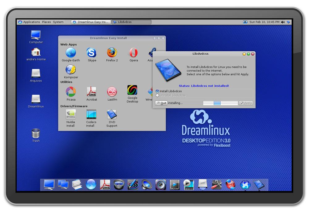 Dreamlinux