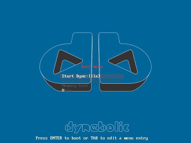 dyne:bolic 3.0 Beta 4