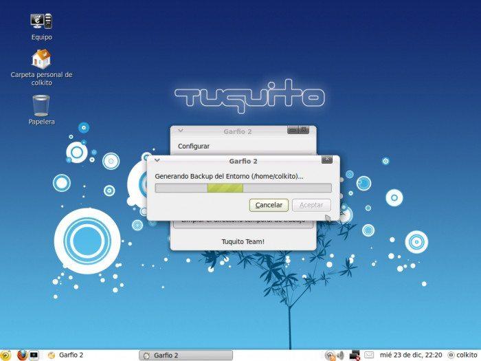 Tuquito 3.1