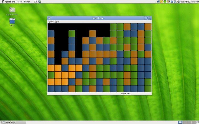 GNOME 2.30