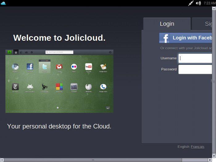Joli OS 1.2