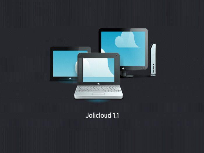 Jolicloud 1.1.1 - Uruchamianie