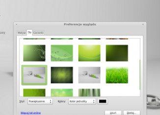 Linux Mint 11 (slider)