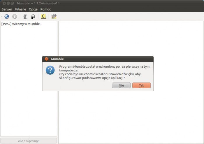 Mumble 1.2.3