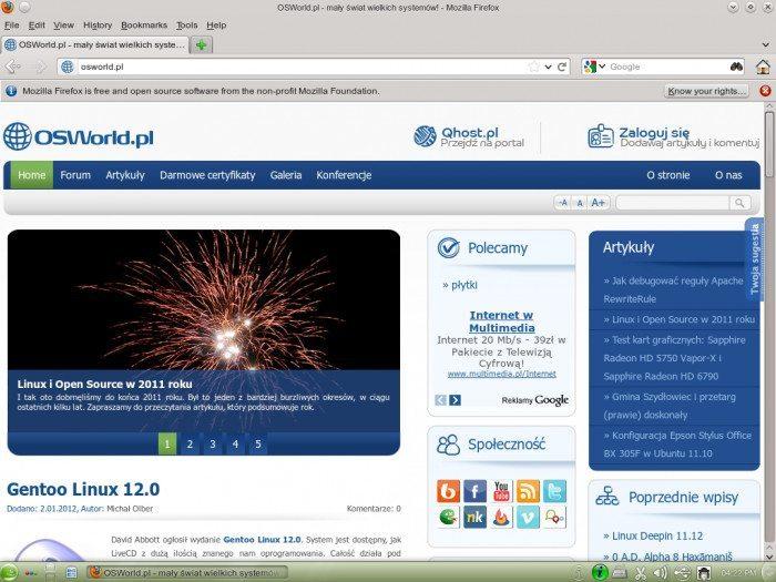 openSUSE 12.1 Edu Li-f-e