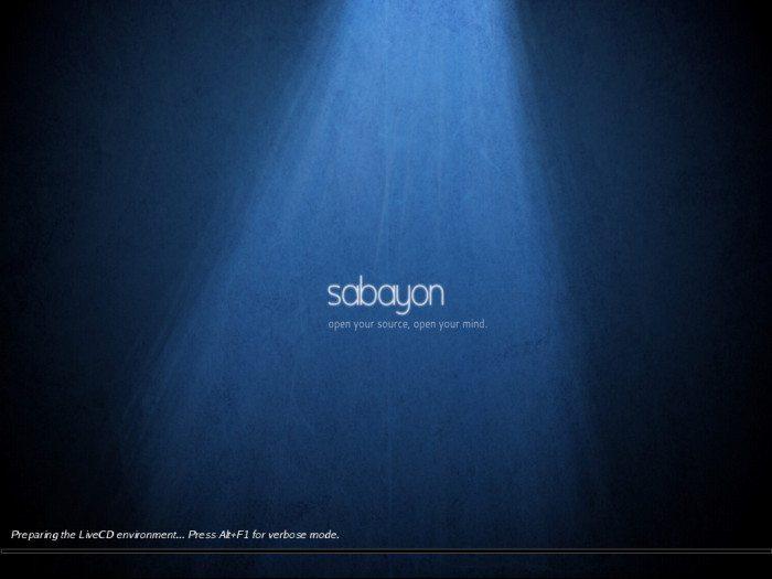 Sabayon Linux 6 GNOME