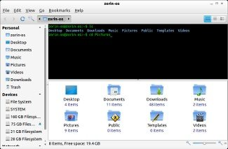 Zorin OS 4 RC