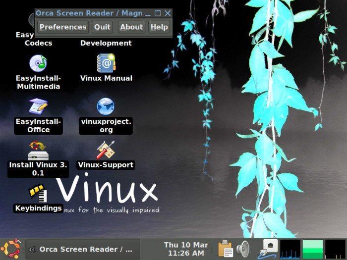 Vinux 3.0.1