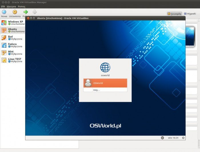 VirtualBox 4.1.0