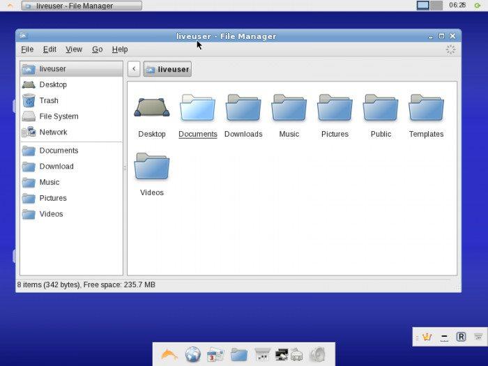 Zenwalk Linux 7.0 Live